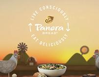 Panera Bread ( Live Consciously )