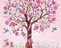 Flowers & Motives    Cartita Design ©2014