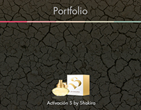 Activacion S by Shakira