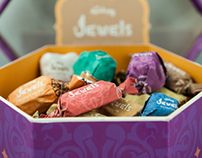 Galaxy Jewels Chocolate Packaging