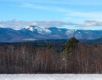 The Splendor of New England