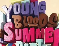 Youngbloods Summer Party Poster