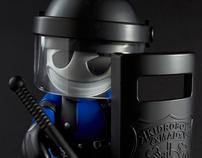 MADRIOT Kidrobot 19