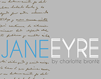 """Jane Eyre"" by Charlotte Bronte Book Covers"