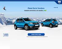 Dacia Sandero Stepway takeover