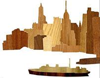 Wood - Ship Calendar