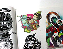 STICKERBOMB XL BOOK