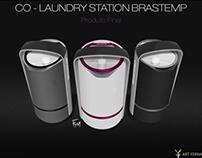Co-Laundry Station Brastemp