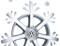 Volkswagen Winter Promotion Leaflet
