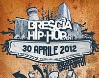 Hip-hop Jam Flyer