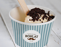 Naming & Branding for a new Ice Cream Shop