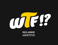 Logotype-transformer for an advertising agency