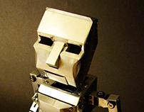 Skeleton Robot
