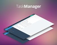 TaskManager app