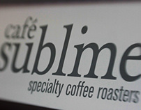CAFÉ SUBLIME specialty coffee roasters