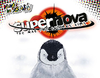 Supernova: volume 2 covers