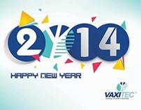 Vaxitec - Calender 2014