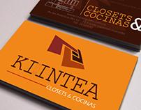 Tarjeta de presentación Kintea