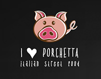 i love porchetta