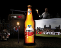 Amstel Light: One Dam Good Bier