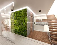 "apartment ""wood&verdure"""