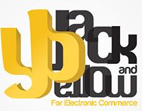 Black & yellow Branding