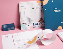 Calti mini - creative furniture for kids