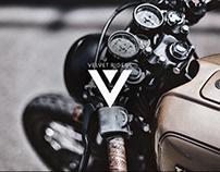 Velvet Riders - Logo