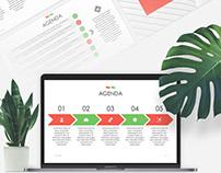 Agenda Presentation Template | Free Download