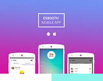 Exbooth Mobile App