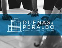 Dueñas&Peralbo Arquitectos · Branding