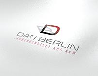 Logodesign: Zauberkünstler Dan Berlin