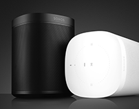Sonos One - Smart voice speaker