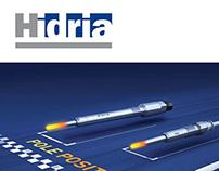 HIDRIA Premium glow plugs | IDENTITY CONCEPT