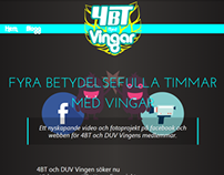 Webpage - 4btmedvingar.blogspot.com
