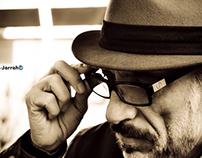 الفنان غسان مسعود