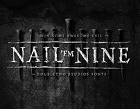 Nail 'em Nine & win some fonts.
