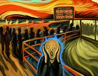 5th Scream: Economic crisis
