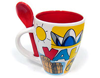 Valencia Child's Mug