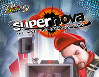 Supernova: volume 3 covers