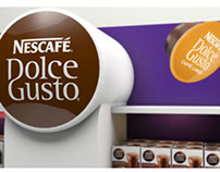 Dolce Gusto Retail Display