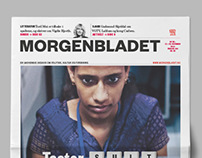 Morgenbladet – Editorial Design