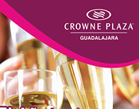 Crowne Plaza / Advertising