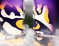 2013-2014 LSU Athletics Posters