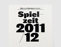 Die Staatstheater Stuttgart – Corporate Design