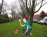 Campagnefilm Partij vd Dieren Utrecht (2014)