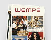 Wempe – Editorial Design