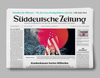 Süddeutsche Zeitung – Editorial Design