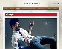 Amerex Group Website