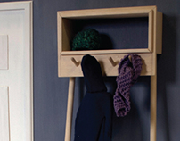 Nest Coat Rack